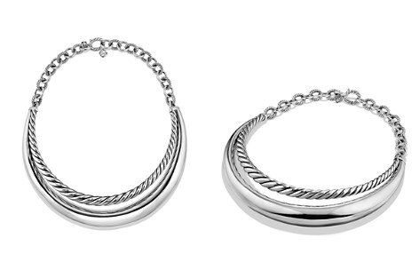 David Yurman Pure Form Collar Necklace - Bloomingdale's_2